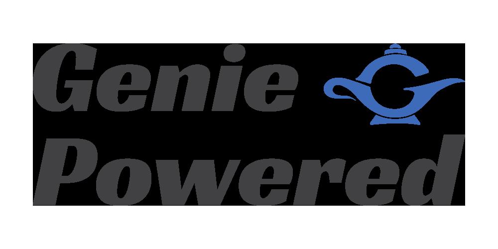 Genie Powered Logo
